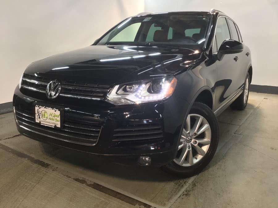 Used 2014 Volkswagen Touareg in Hillside, New Jersey | M Sport Motor Car. Hillside, New Jersey