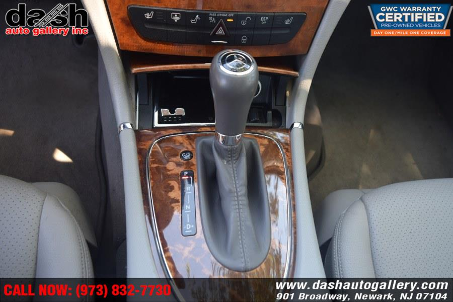 2008 Mercedes-Benz E-Class 4dr Sdn Luxury 3.5L 4MATIC, available for sale in Newark, New Jersey | Dash Auto Gallery Inc.. Newark, New Jersey