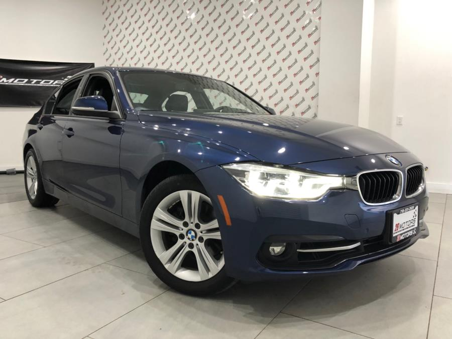 2016 BMW 3 Series Sport Line 4dr Sdn 328i xDrive AWD SULEV, available for sale in Bronx, New York | 26 Motors Corp. Bronx, New York