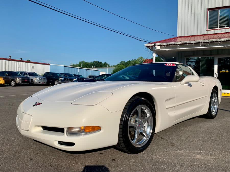 Used 2001 Chevrolet Corvette in South Windsor, Connecticut | Mike And Tony Auto Sales, Inc. South Windsor, Connecticut
