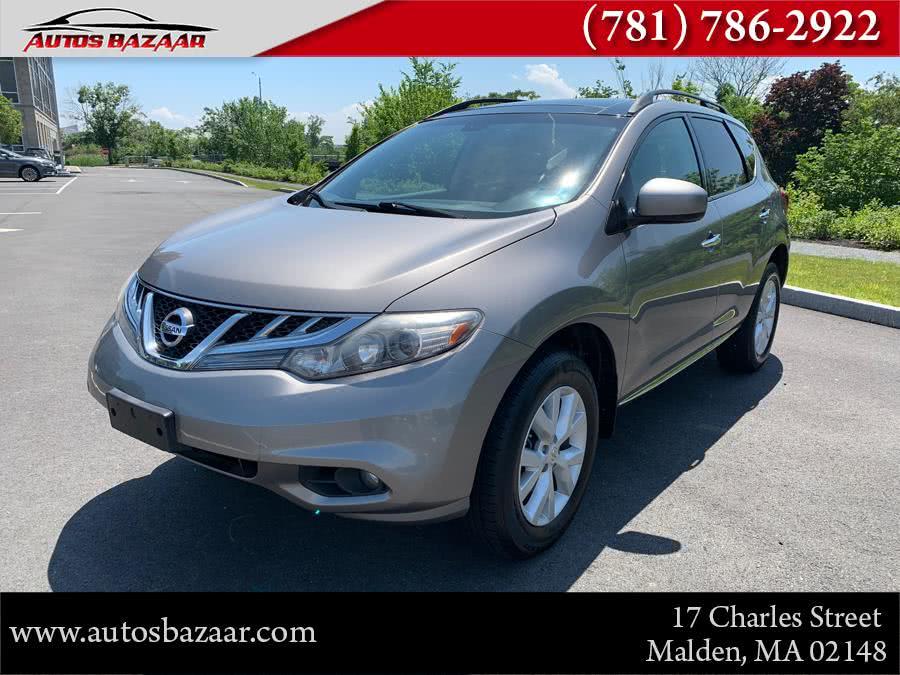 Used 2011 Nissan Murano in Malden, Massachusetts | Auto Bazaar. Malden, Massachusetts
