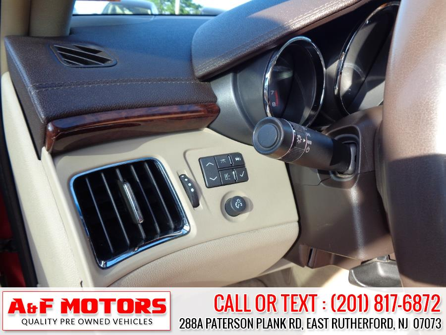 2011 Cadillac CTS Sedan 4dr Sdn 3.0L Luxury AWD, available for sale in East Rutherford, New Jersey   A&F Motors LLC. East Rutherford, New Jersey