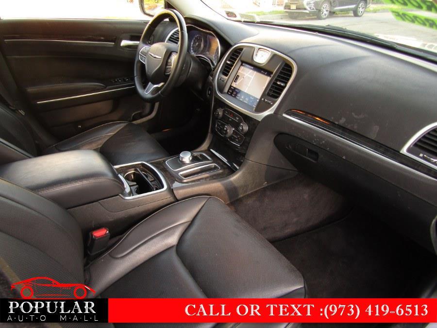 Used Chrysler 300 Limited RWD 2018   Popular Auto Mall Inc . Newark , New Jersey