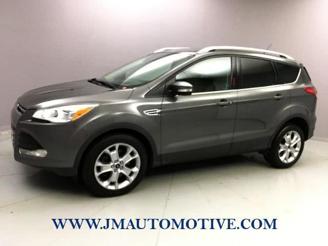 Used 2014 Ford Escape in Naugatuck, Connecticut | J&M Automotive Sls&Svc LLC. Naugatuck, Connecticut