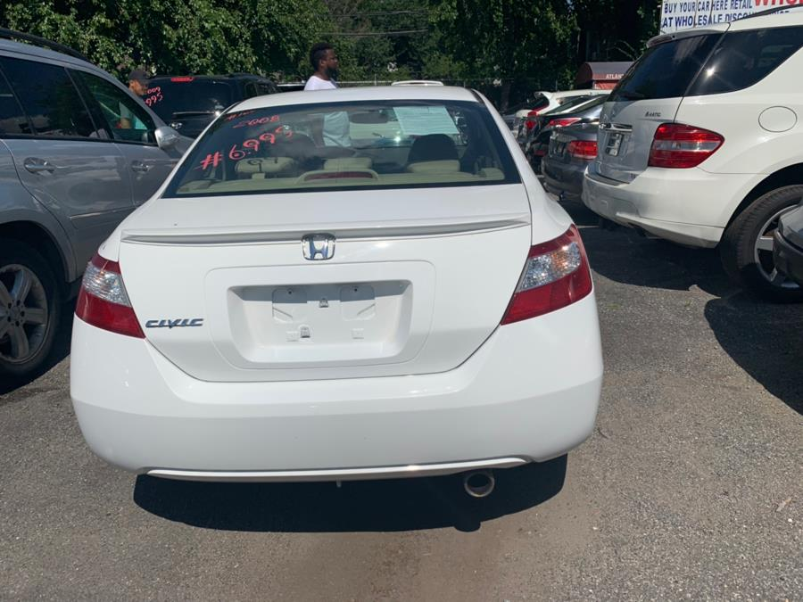 2008 Honda Civic Cpe 2dr Auto EX-L, available for sale in Brooklyn, New York | Atlantic Used Car Sales. Brooklyn, New York