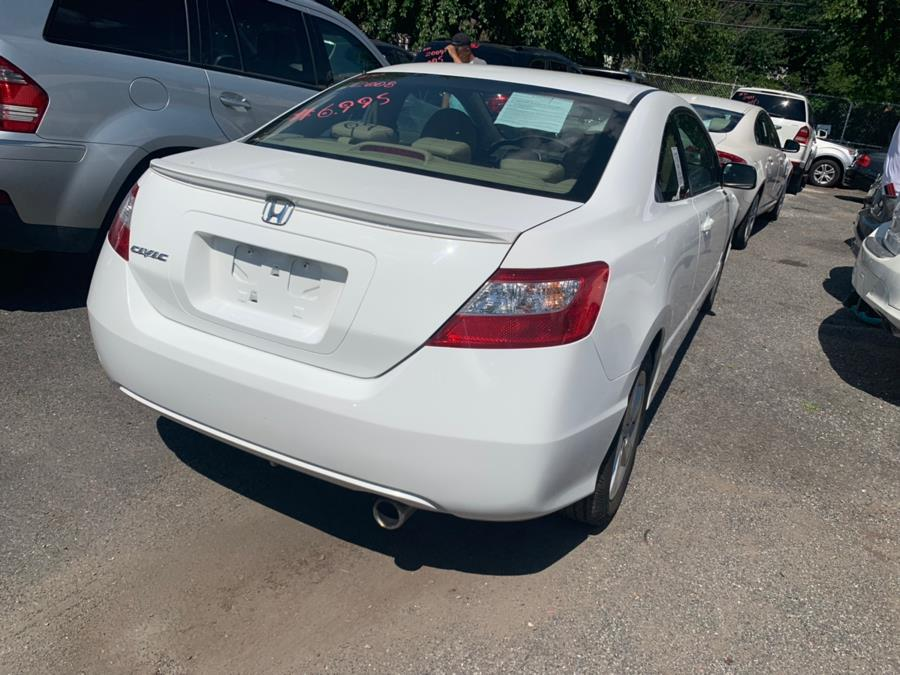 2008 Honda Civic Cpe 2dr Auto EX-L, available for sale in Brooklyn, New York   Atlantic Used Car Sales. Brooklyn, New York