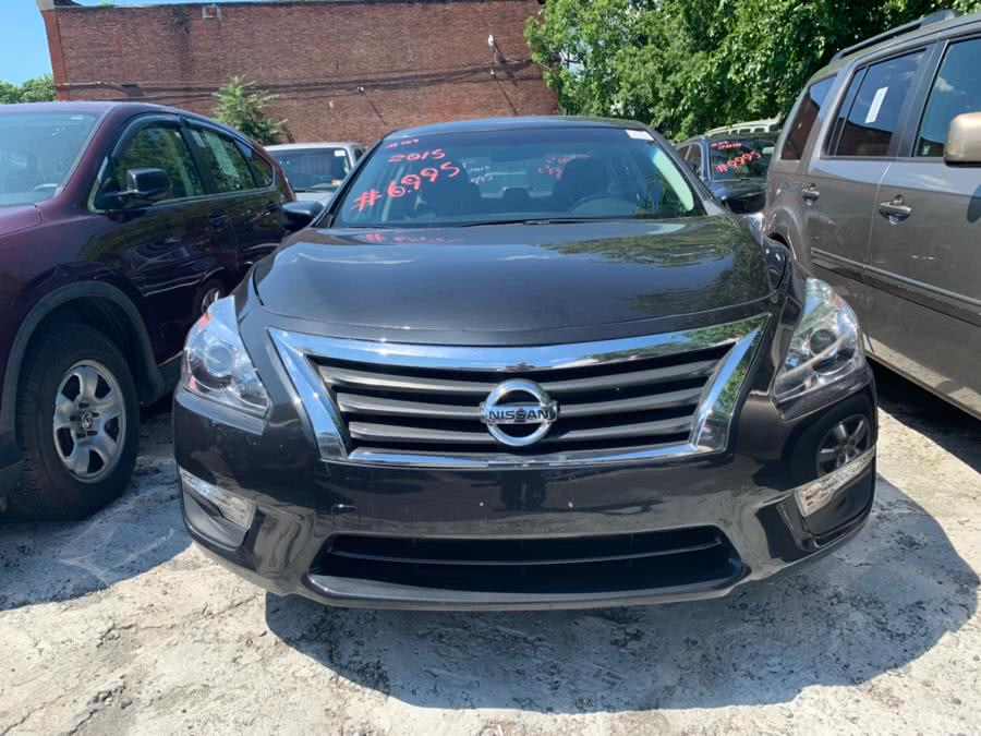 Used 2015 Nissan Altima in Brooklyn, New York | Atlantic Used Car Sales. Brooklyn, New York