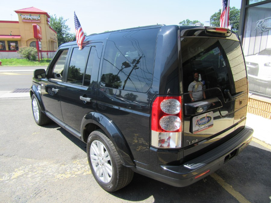 Used Land Rover LR4 4WD 4dr HSE 2012   Royalty Auto Sales. Little Ferry, New Jersey