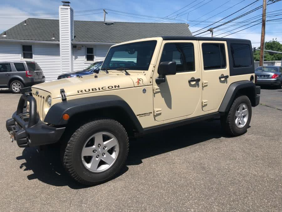 Used 2011 Jeep Wrangler Unlimited in Milford, Connecticut   Chip's Auto Sales Inc. Milford, Connecticut