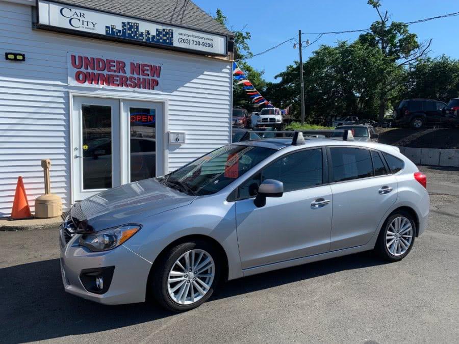 Used 2012 Subaru Impreza Wagon in Danbury, Connecticut | Car City of Danbury, LLC. Danbury, Connecticut
