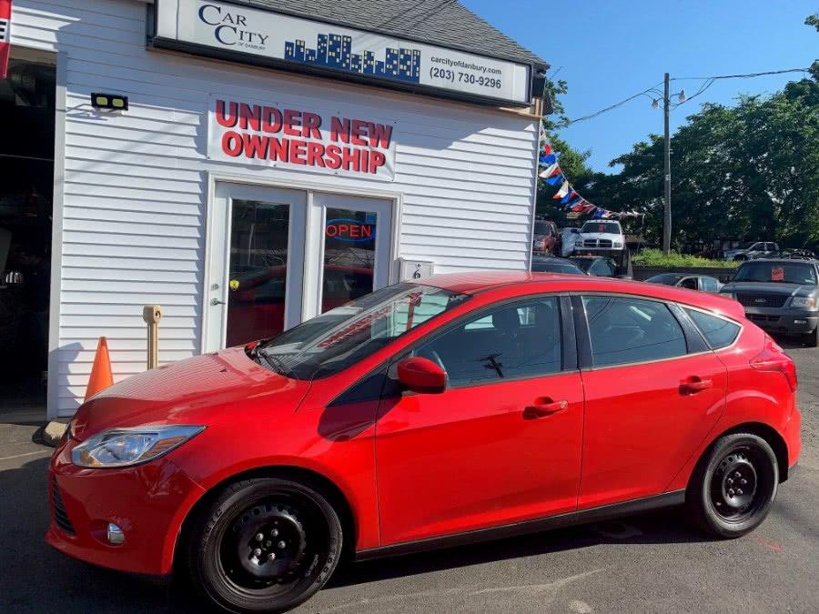 2012 Ford Focus 5dr HB SE, available for sale in Danbury, Connecticut   Car City of Danbury, LLC. Danbury, Connecticut