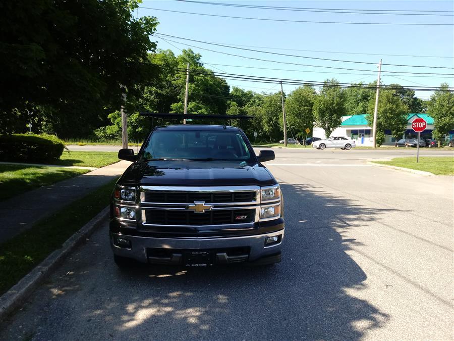 "Used Chevrolet Silverado 1500 4WD Double Cab 143.5"" LT w/1LT 2014   Roe Motors Ltd. Shirley, New York"