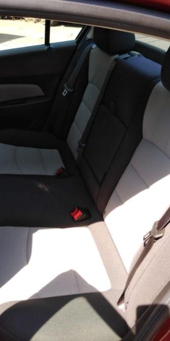 2012 Chevrolet Cruze 4dr Sdn LS, available for sale in Medford, Massachusetts | A-Tech. Medford, Massachusetts