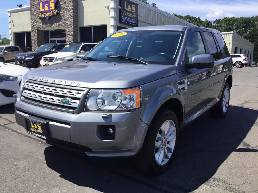 2012 Land Rover LR2 AWD 4dr HSE, available for sale in Plantsville, Connecticut | L&S Automotive LLC. Plantsville, Connecticut
