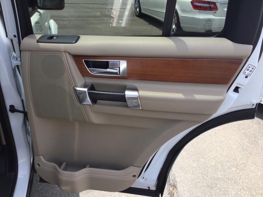Used Land Rover LR4 4WD 4dr V8 HSE 2011 | L&S Automotive LLC. Plantsville, Connecticut