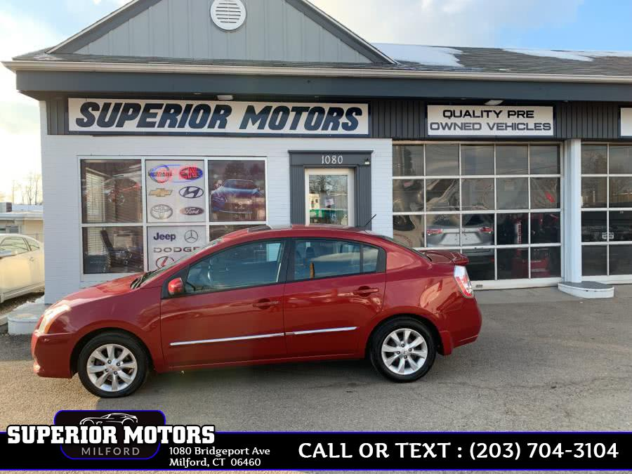 Used 2012 Nissan Sentra SL in Milford, Connecticut | Superior Motors LLC. Milford, Connecticut