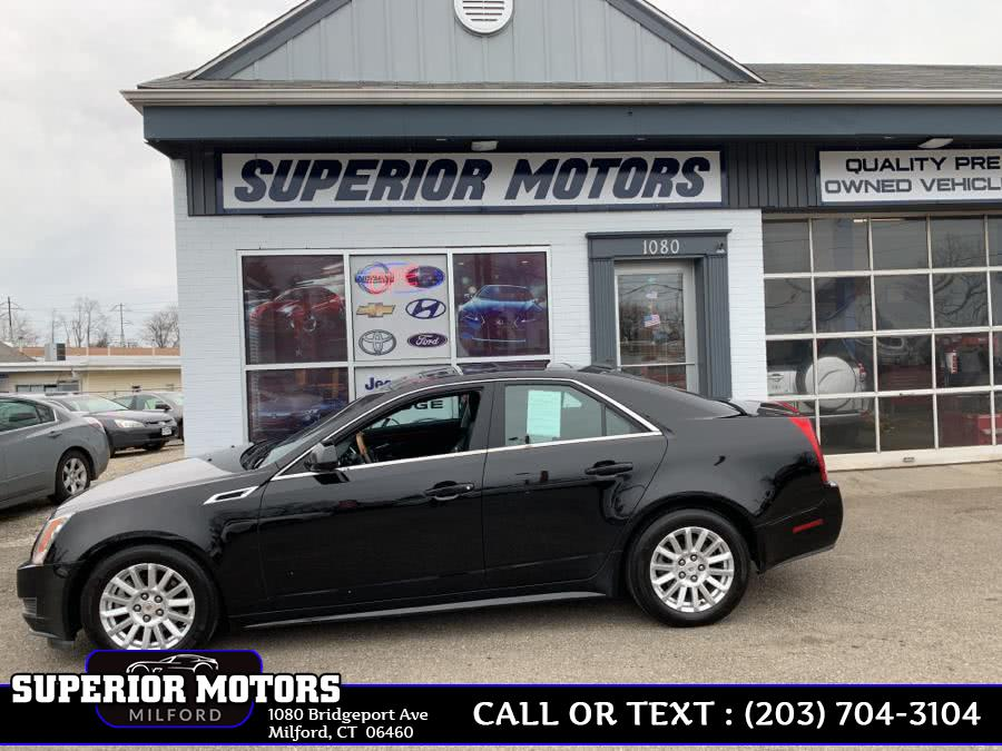 Used 2011 Cadillac CTS Sedan AWD in Milford, Connecticut | Superior Motors LLC. Milford, Connecticut