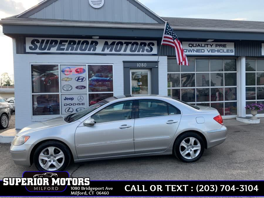 Used 2008 Acura RL in Milford, Connecticut | Superior Motors LLC. Milford, Connecticut