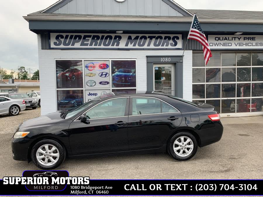 Used 2010 Toyota Camry LE in Milford, Connecticut | Superior Motors LLC. Milford, Connecticut
