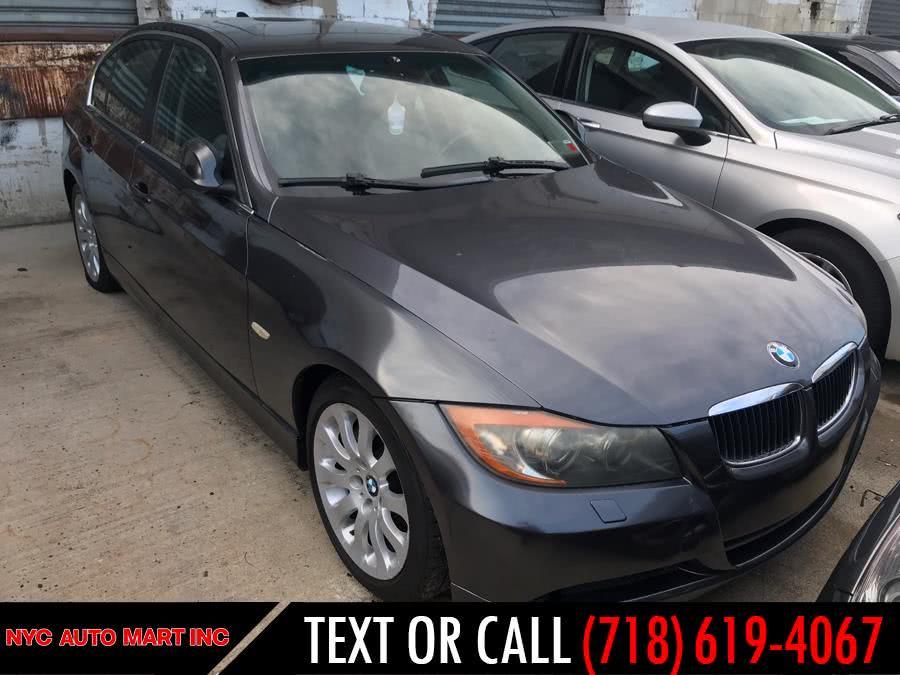Used 2006 BMW 3 Series in Brooklyn, New York | NYC Automart Inc. Brooklyn, New York