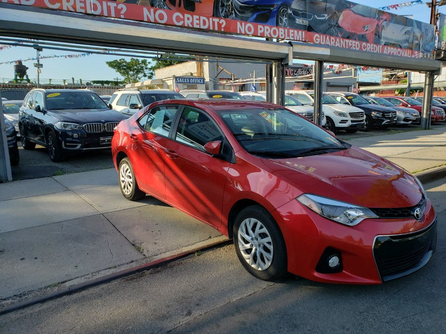 Used Toyota Corolla 4dr Sdn Man S Plus (Natl) 2016 | NYC Automart Inc. Brooklyn, New York