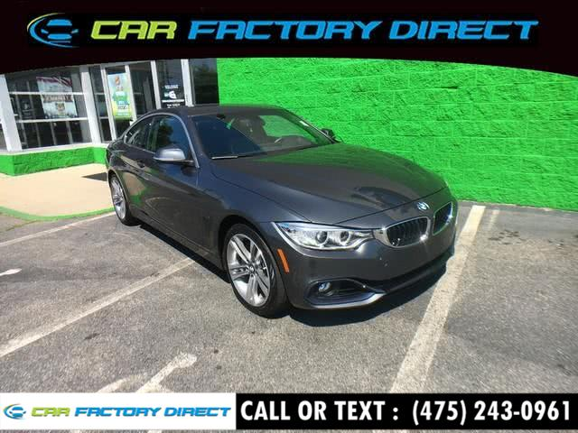 Used 2016 BMW 4 Series in Milford, Connecticut | Car Factory Direct. Milford, Connecticut