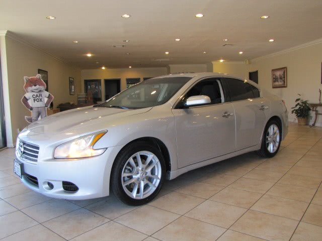 Used Nissan Maxima 4dr Sdn V6 CVT 3.5 S 2011 | Auto Network Group Inc. Placentia, California