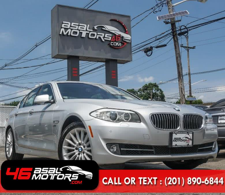 Used 2012 BMW 5 Series in East Rutherford, New Jersey | Asal Motors 46. East Rutherford, New Jersey