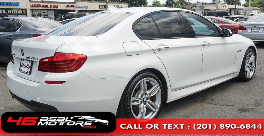 2016 BMW 5 Series 4dr Sdn 535i xDrive AWD, available for sale in East Rutherford, New Jersey | Asal Motors 46. East Rutherford, New Jersey