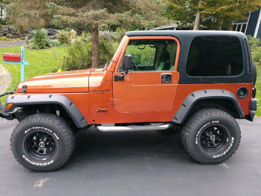 1997 Jeep Wrangler 2dr Sport, available for sale in Wallingford, Connecticut   Vertucci Automotive Inc. Wallingford, Connecticut