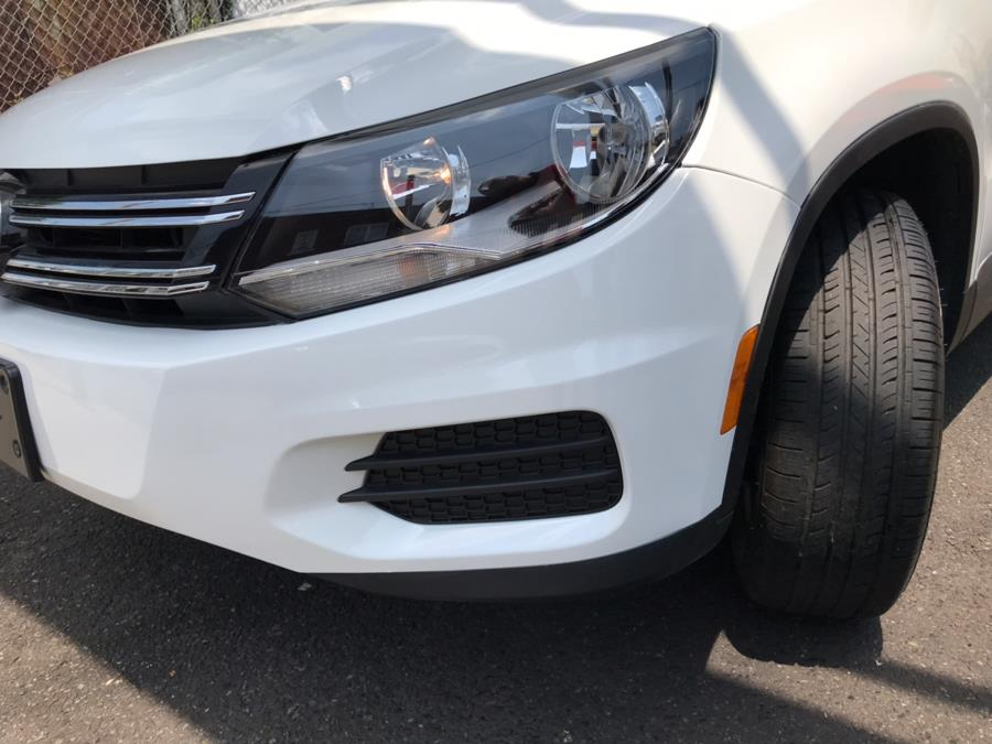 2017 Volkswagen Tiguan 2.0T S 4MOTION, available for sale in Jamaica, New York | Sunrise Autoland. Jamaica, New York