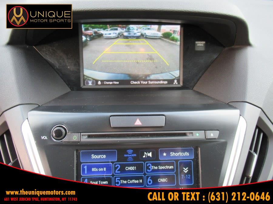 2017 Acura MDX SH-AWD w/Technology Pkg, available for sale in Huntington, New York | Unique Motor Sports. Huntington, New York