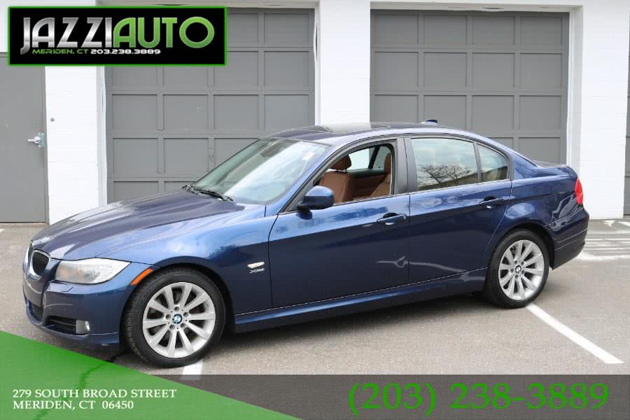 2011 BMW 3 Series 4dr Sdn 328i xDrive AWD SULEV South Africa, available for sale in Meriden, Connecticut   Jazzi Auto Sales LLC. Meriden, Connecticut