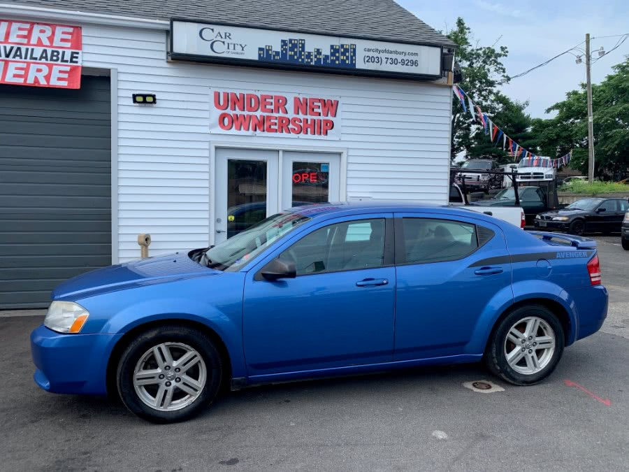 Used 2008 Dodge Avenger in Danbury, Connecticut | Car City of Danbury, LLC. Danbury, Connecticut