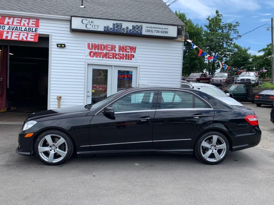 Used Mercedes-Benz E350 E-Class 2010 | Car City of Danbury, LLC. Danbury, Connecticut