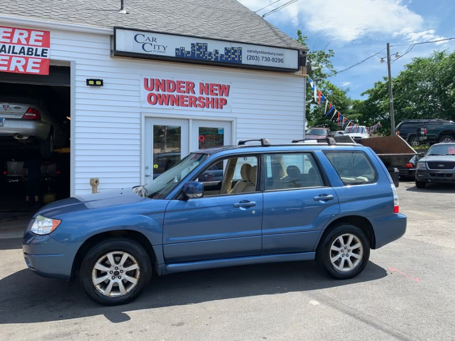 Used 2008 Subaru Forester (Natl) in Danbury, Connecticut | Car City of Danbury, LLC. Danbury, Connecticut