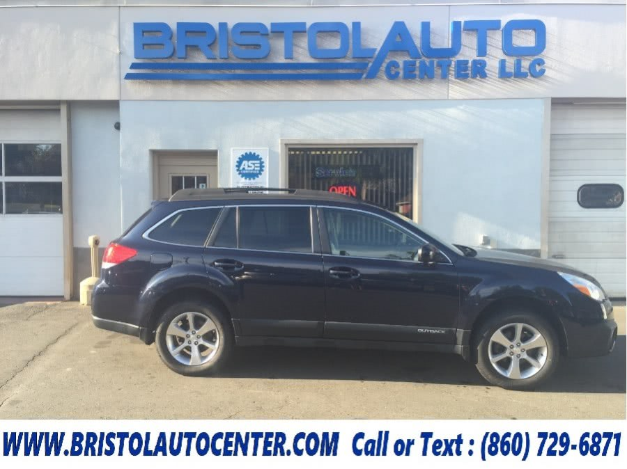 Used Subaru Outback WgnH4AT 2.5 Lmt. 2013 | Bristol Auto Center LLC. Bristol, Connecticut