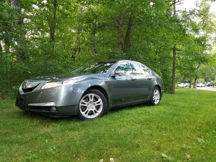 2009 Acura TL 4dr Sdn 2WD Tech, available for sale in Springfield, MA