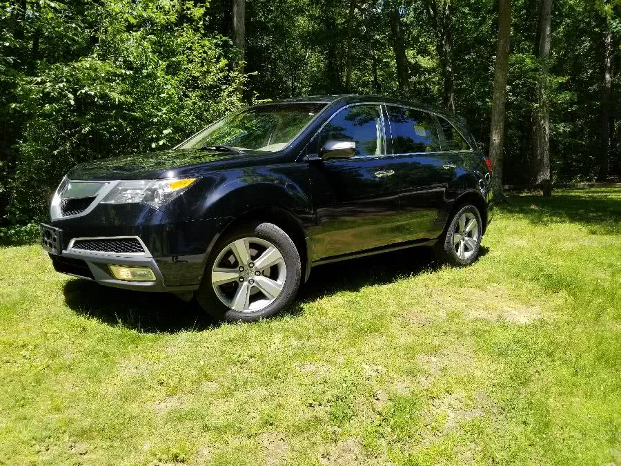 Used Acura MDX AWD 4dr 2012 | Fast Lane Auto Sales & Service, Inc. . Springfield, Massachusetts
