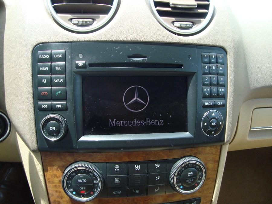 Used Mercedes-Benz M-Class 4MATIC 4dr 3.5L 2009 | Yara Motors. Manchester, Connecticut