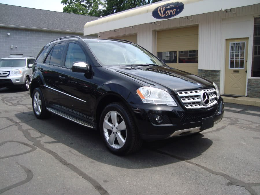 Used Mercedes-Benz M-Class 4MATIC 4dr 3.5L 2009 | Yara Motors. Manchester, Connecticut