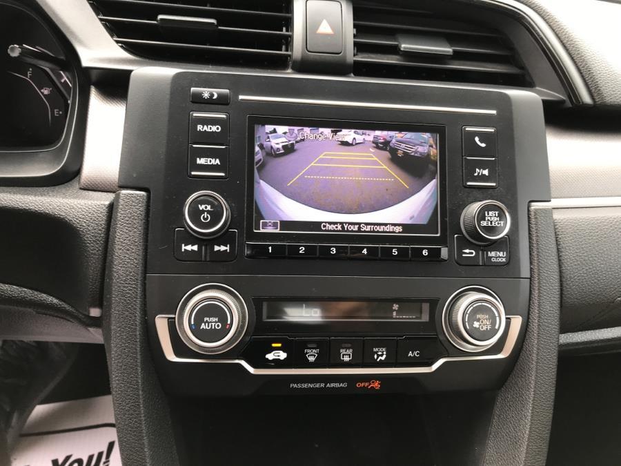 2016 Honda Civic Sedan 4dr CVT LX, available for sale in West Hartford, Connecticut   Auto Store. West Hartford, Connecticut
