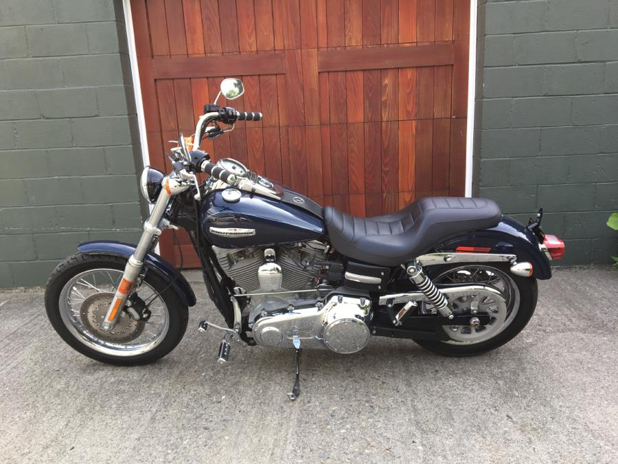 2008 Harley Davidson Super Glide Custom FXDC, available for sale in Milford, Connecticut | Village Auto Sales. Milford, Connecticut