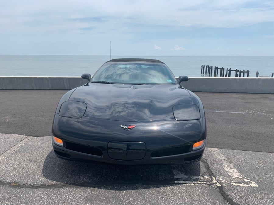 Used Chevrolet Corvette 2dr Convertible 1998 | Village Auto Sales. Milford, Connecticut