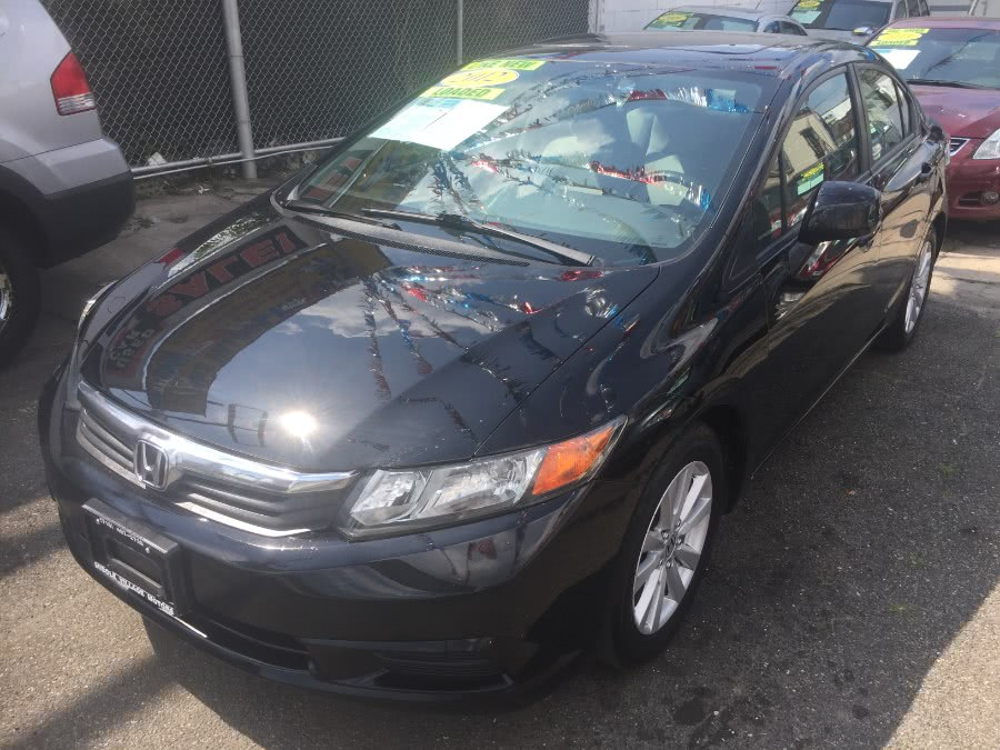 Used 2012 Honda Civic Sdn in Middle Village, New York | Middle Village Motors . Middle Village, New York