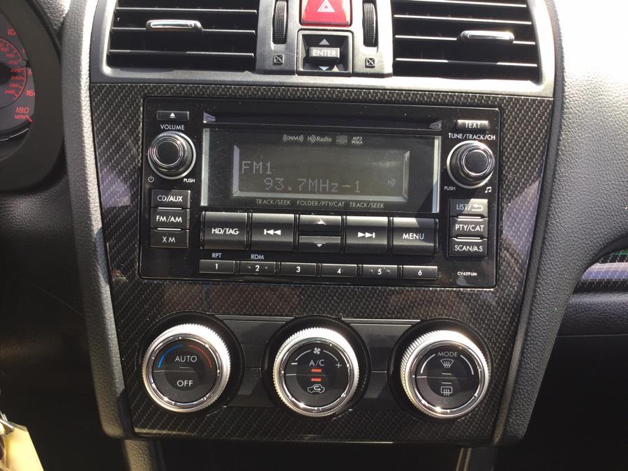 2015 Subaru WRX 4dr Sdn Man, available for sale in Plantsville, Connecticut   L&S Automotive LLC. Plantsville, Connecticut