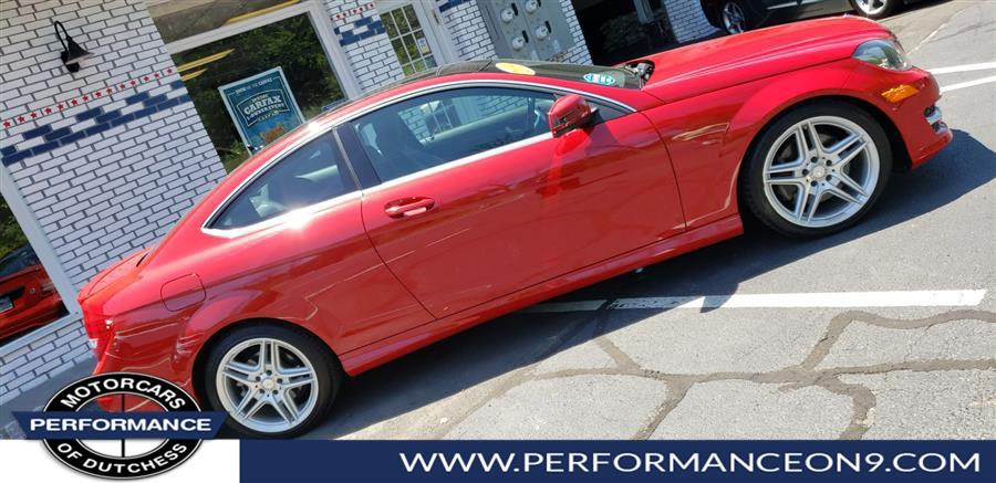 Used Mercedes-Benz C-Class 2dr Cpe C 350 4MATIC 2014 | Performance Motorcars Inc. Wappingers Falls, New York