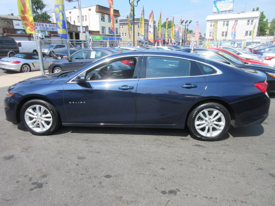 2017 Chevrolet Malibu 4dr Sdn LT w/1LT, available for sale in Irvington, New Jersey | Foreign Auto Imports. Irvington, New Jersey
