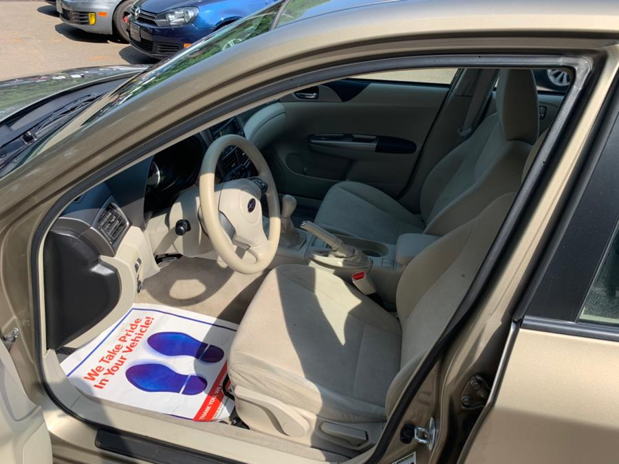 2008 Subaru Impreza Wagon (Natl) 5dr Man i, available for sale in Cheshire, Connecticut | Automotive Edge. Cheshire, Connecticut