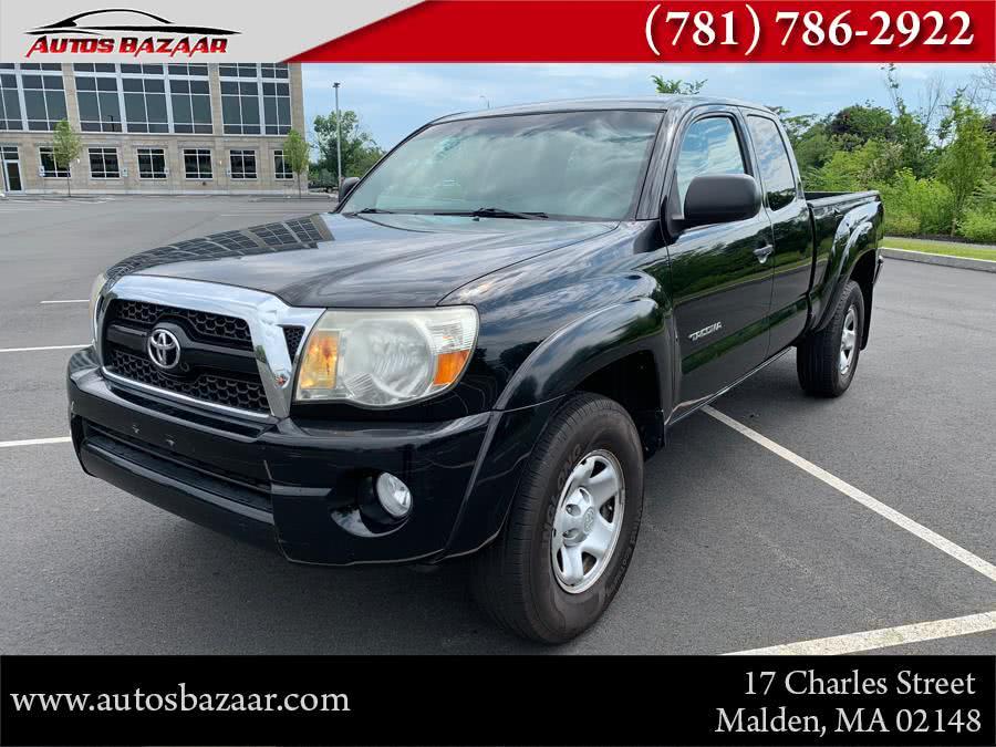 Used 2011 Toyota Tacoma in Malden, Massachusetts   Auto Bazaar. Malden, Massachusetts